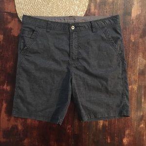 Prana Gray Shorts